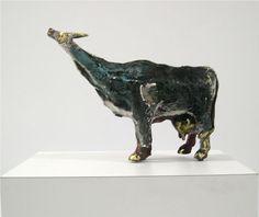 Relentless Ruler – 10, P. Gnana, Bronze, 41 x 51 x 31 cm, 2013