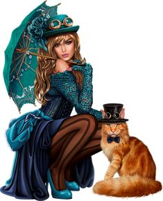Wondering what is Steampunk? Visit our website for more information on the latest with photos and videos on Steampunk clothes, art, technology and more. Fantasy Art Women, Beautiful Fantasy Art, What Is Steampunk, Estilo Cowgirl, Chica Fantasy, Girly, Sexy Drawings, 3d Girl, Popular Girl