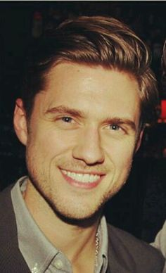 Aaron Tveit- LOVED him in the Les Mis movie!!