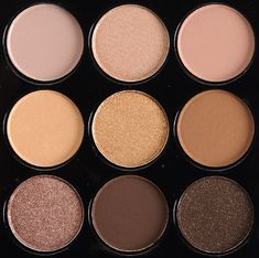 MAC Amber Times Nine Eyeshadow Palette