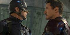 Vamos Falar Sobre... : Capitão América: Guerra Civil (Captain America: Ci...