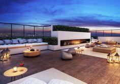 terraço cobertura - Pesquisa Google