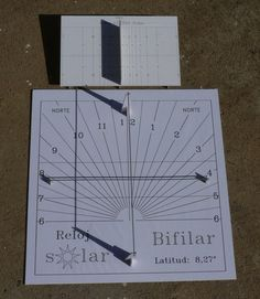 Diy Clock, Sundial, Homesteads, Backyard Projects, Educational Technology, String Art, Bushcraft, Instruments, Workshop