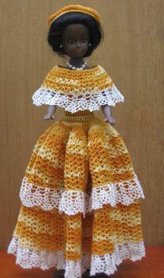 Dolls Creations 2016: Caribbean Colours (8)