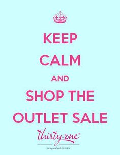 Sale starts tomorrow!!! Www.mythirtyone.com/JanelleFoster