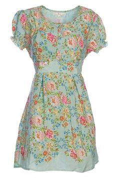 Lovely dress; just needs to be a little longer.