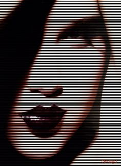 Sensationally Sensual Dark Lips