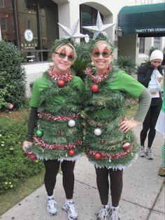 Jingle Bell Run Trees