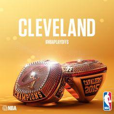 Cleveland Cavaliers NBA World Championship Ring Basketball Playoffs, Basketball Tickets, Nba Playoffs, Lebron James Kyrie Irving, King Lebron James, King James, Lebron James Championship, Nba Championship Rings, Basketball