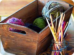 <3 knitting