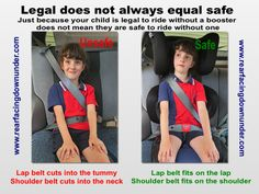 Legal does not always equal safe - Rear-Facing Down Under Info Graphics, Face Down, Equality, Children, Kids, Car Seats, Safety, Education, Fitness