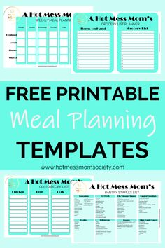Family Meal Planning Made Simple Pantry Staples List, Recipe Organization, Organization Ideas, Family Meal Planning, Save Money On Groceries, Batch Cooking, Easy Family Meals, Hot Mess, Stressed Out
