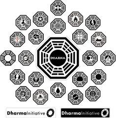 Dharma Initiative - Logo Station.
