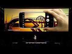 Samsung demos new feature-rich Galaxy S7 camera
