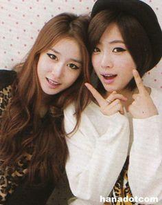 T-ara Eunjung / Jiyeon