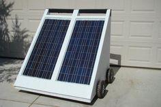 Building A Solar Generator on Wheels