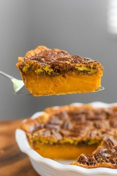 Bourbon Sweet Potato Pecan Pie | Dash of Jazz Sweet Potato Pecan Pie, Bourbon Sweet Potatoes, Sweet Potato Dessert, Sweet Potato Recipes, Baking Sweet Potato, Sweet Potato Cookies, Pecan Crust Recipe, Sweet Potato Quesadilla, Easy Pie Recipes