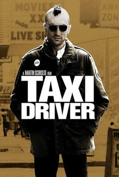 Taxi Driver (Mastered in (Single-Disc Blu-ray + UltraViolet Digital Copy) by Sony Pictures Home Entertainment 1976 Movies, Iconic Movies, Hd Movies, Movies To Watch, Movies Online, Movie Tv, Greatest Movies, Cult Movies, Jodie Foster
