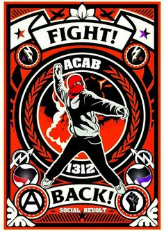 Fight back! ACAB