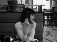 Chantal Goya in Masculin Féminin (1966) // November