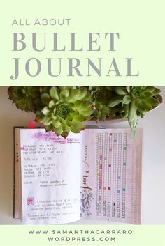 Bullet Journal and all my tips on https://samanthacarraro.wordpress.com/2016/06/30/bujo-update-july-plan-with-me/ | Plan With Me | Bujo | Guide | Inspo