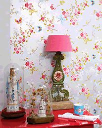 Wallpaper Pip Studio - Chinese Rose 07.  LOVE it!