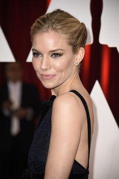 Sienna Miller Photos - Arrivals at the 87th Annual Academy Awards — Part 3 - Zimbio