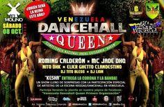 """El Molino presenta: """"Venezuela DanceHall Queen"""" http://crestametalica.com/events/molino-presenta-venezuela-dancehall-queen/ vía @crestametalica"""