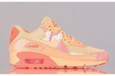 new arrivals 55764 b0614 Nike Sportswear Womens Air Max 90 Summer Sakura Series Print Light Orange  On Sale