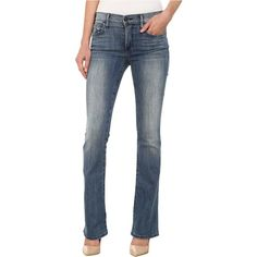 True Religion Becca Petite Bootcut Jeans in Earths Mystery (Earths... ($113) ❤ liked on Polyvore featuring jeans, blue, petite blue jeans, bootcut jeans, boot-cut jeans, leather jeans and boot cut jeans