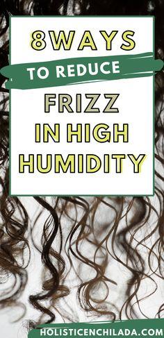 Frizzy Wavy Hair, Wavey Hair, Natural Wavy Hair, Curly Hair Tips, Curly Hair Styles, Frizzy Hair Remedies, Anti Frizz Hair, Blonde Hair Care, Curly Hair Tutorial