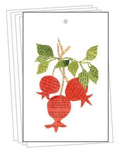 pomegranates paste tags