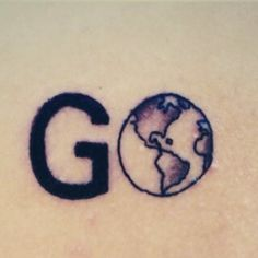 32 Tattoos That Will Make You Want To Travel The World