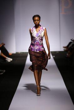 Guaranty Trust Bank Lagos Fashion & Design Week | GTBLFDW 2014 Day 1: Phunkafrique