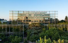 Fondation Cartier pour l'art contemporain - Jean Nouvel