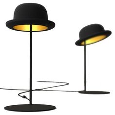 jeeves lamp