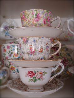 Tea Cup   Tea Cups