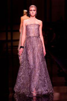 Défile Giorgio Armani Privé Haute couture Printemps-été 2014 - Look 56