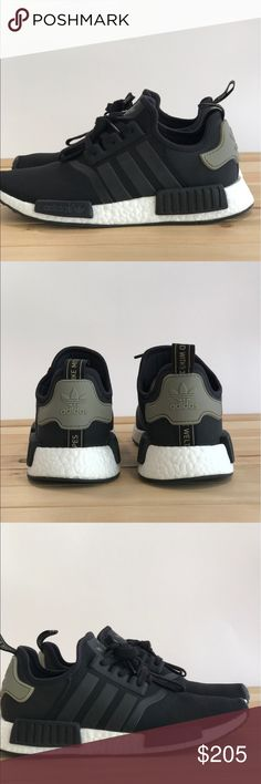 Gently worn adidas NMD black Gently worn adidas NMD black 100% authentic no low ball offer, you will be ignored. Price comparable to Stock X app adidas Shoes Sneakers