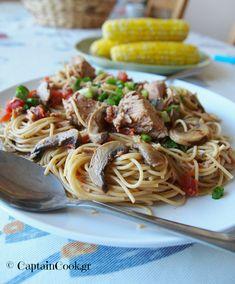 Συνταγές για παιδιά, Παραδοσιακές Συνταγές, Συνταγές για μπουφέ Spaghetti, Ethnic Recipes, Food, Essen, Meals, Yemek, Noodle, Eten