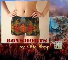 Bamboo Rayon, Boy Shorts, Artwork Prints, Soft Fabrics, Tie Dye Skirt, Bag Accessories, Clothes For Women, Fashion Design, Outerwear Women