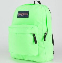 neon jansport backpacks for girls - Google Search