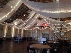 Wedding @ Marburger Farm Ceiling by Deborah Bradley Events & Designs, LLC. Wedding Planning Guide, Event Design, Special Occasion, Bridal Shower, Shots, Wedding Ideas, Events, Ceiling Lights, Random