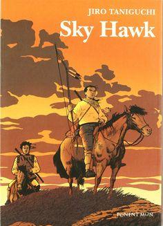 Sky Hawk / Jiro Taniguchi ; [traducción: Víctor Illera Kanaya]