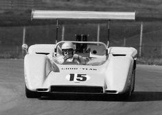 Jack Brabham - Ford G7A - Agapiou Brothers - Michigan International Can-Am - 1969 Canadian-American Challenge Cup, round 8