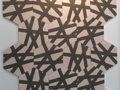 Contemporary Cement Tiles by Bisazza at Cersaie 2014