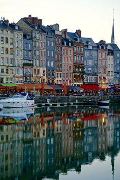Honfleur. France