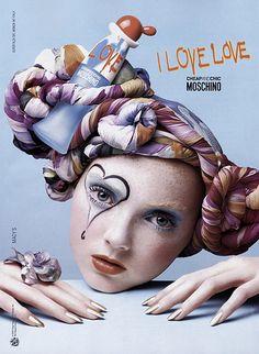 I love this Moschino ad. Lily Cole for Moschino Lily Cole, Fashion Shoot, Fashion Art, Editorial Fashion, High Fashion, Circus Fashion, Crazy Fashion, Fashion Mode, Pop Fashion