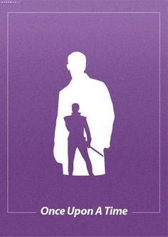 Once Upon a Time Minimalist Poster Tv Prince Charming