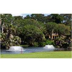 Seabrook Island, SC Golf Course